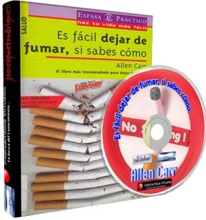 El libro para la ayuda a dejar fumar